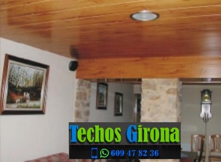 Presupuestos de techos de aluminio en Juià Girona