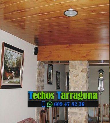 Presupuestos de techos de aluminio en La Bisbal de Falset Tarragona