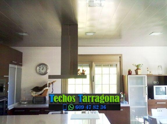 Presupuestos de techos de aluminio en La Figuera Tarragona