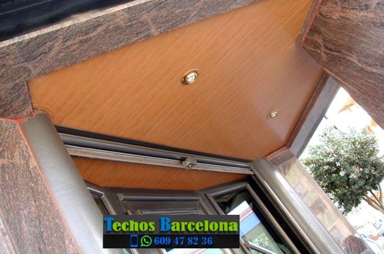 Presupuestos de techos de aluminio en La Garriga Barcelona