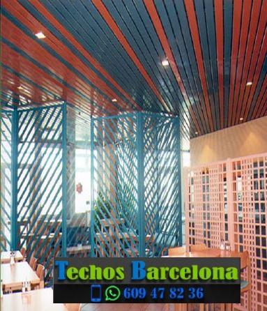 Presupuestos de techos de aluminio en La Granada Barcelona