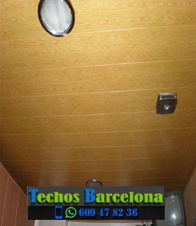 Presupuestos de techos de aluminio en La Llacuna Barcelona