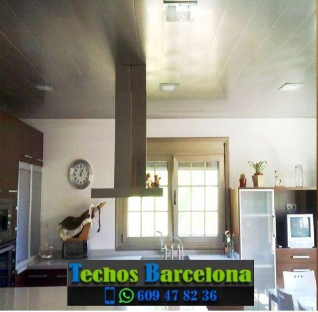 Presupuestos de techos de aluminio en La Llagosta Barcelona