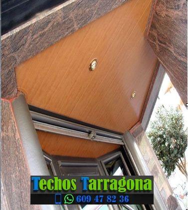 Presupuestos de techos de aluminio en La Nou de Gaià Tarragona