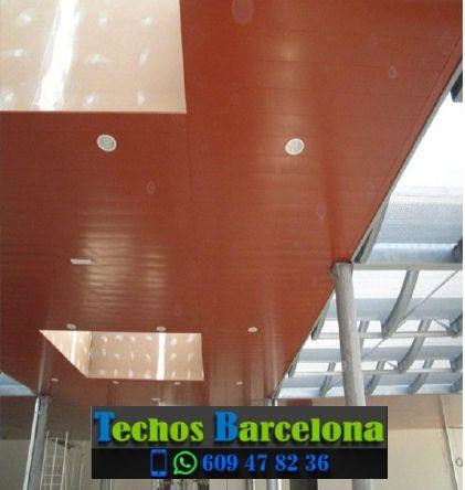 Presupuestos de techos de aluminio en La Pobla de Claramunt Barcelona