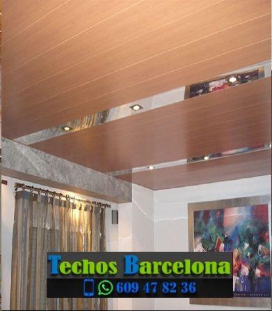 Presupuestos de techos de aluminio en La Pobla de Lillet Barcelona