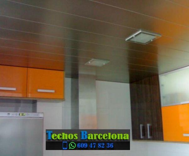 Presupuestos de techos de aluminio en La Quar Barcelona