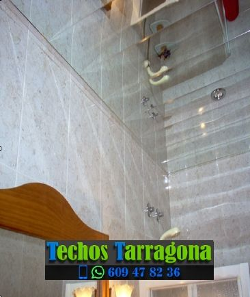 Presupuestos de techos de aluminio en La Riba Tarragona