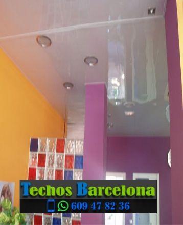 Presupuestos de techos de aluminio en La Roca del Vallès Barcelona
