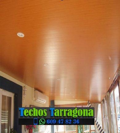 Presupuestos de techos de aluminio en La Secuita Tarragona