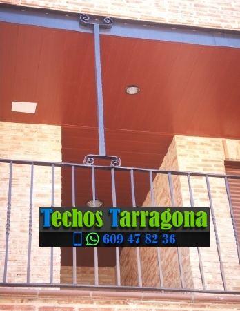 Presupuestos de techos de aluminio en La Selva del Camp Tarragona