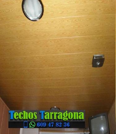 Presupuestos de techos de aluminio en La Sénia Tarragona