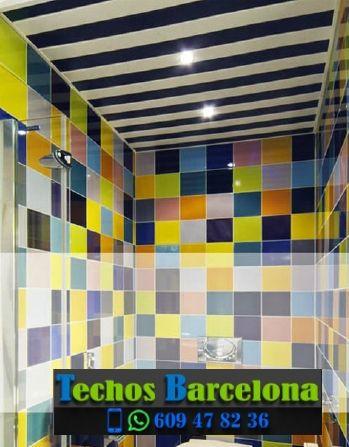 Presupuestos de techos de aluminio en La Torre de Claramunt Barcelona
