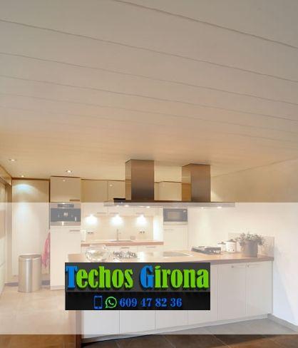 Presupuestos de techos de aluminio en La Vall de Bianya Girona