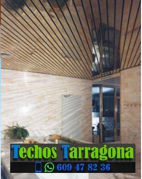 Presupuestos de techos de aluminio en La Vilella Alta Tarragona
