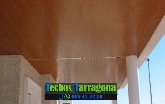 Presupuestos de techos de aluminio en La Vilella Baixa Tarragona
