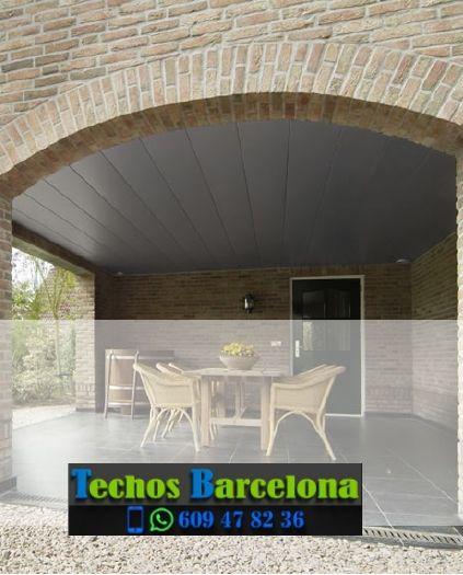 Presupuestos de techos de aluminio en Les Franqueses del Vallès Barcelona