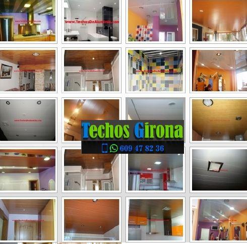 Presupuestos de techos de aluminio en Les Llosses Girona