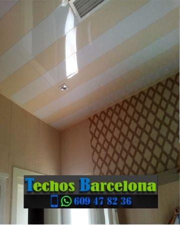 Presupuestos de techos de aluminio en Les Masies de Roda Barcelona