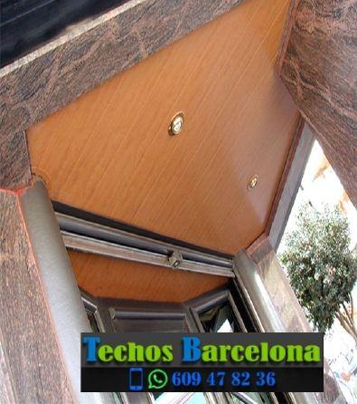 Presupuestos de techos de aluminio en Les Masies de Voltregà Barcelona