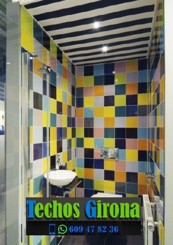 Presupuestos de techos de aluminio en Les Preses Girona
