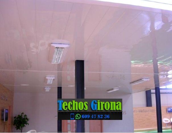 Presupuestos de techos de aluminio en Lladó Girona