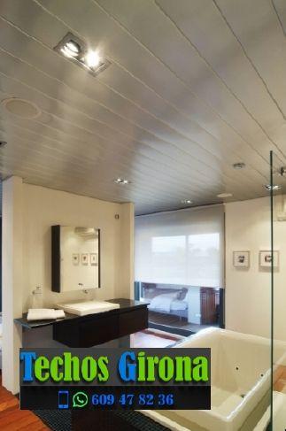 Presupuestos de techos de aluminio en Llançà Girona