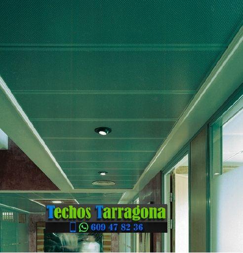 Presupuestos de techos de aluminio en Llorenç del Penedès Tarragona