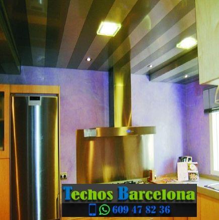 Presupuestos de techos de aluminio en Lluçà Barcelona