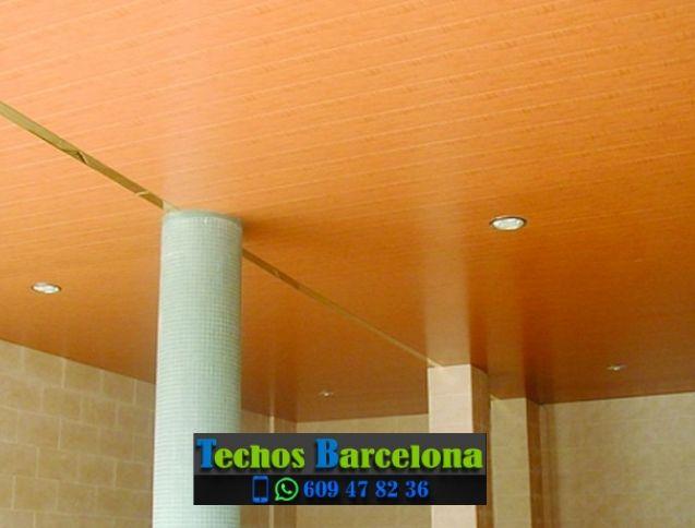Presupuestos de techos de aluminio en Malgrat de Mar Barcelona