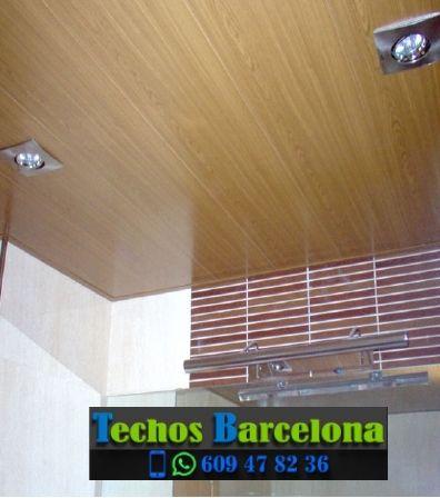 Presupuestos de techos de aluminio en Malla Barcelona