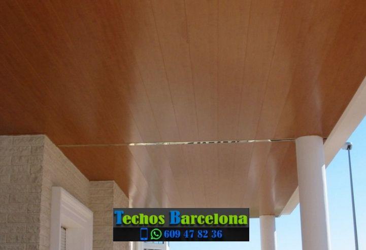 Presupuestos de techos de aluminio en Manlleu Barcelona