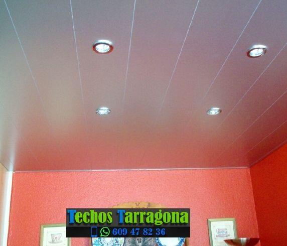 Presupuestos de techos de aluminio en Mas de Barberans Tarragona