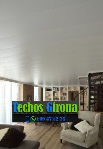 Presupuestos de techos de aluminio en Massanes Girona