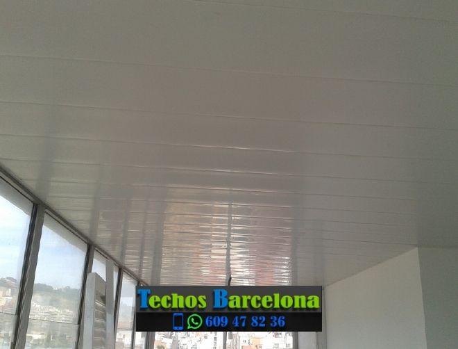 Presupuestos de techos de aluminio en Matadepera Barcelona