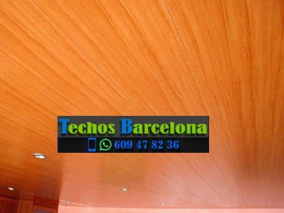 Presupuestos de techos de aluminio en Mataró Barcelona