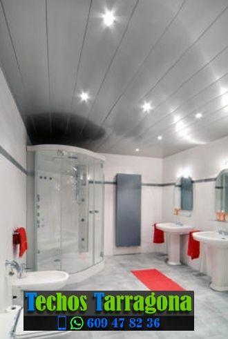 Presupuestos de techos de aluminio en Miravet Tarragona