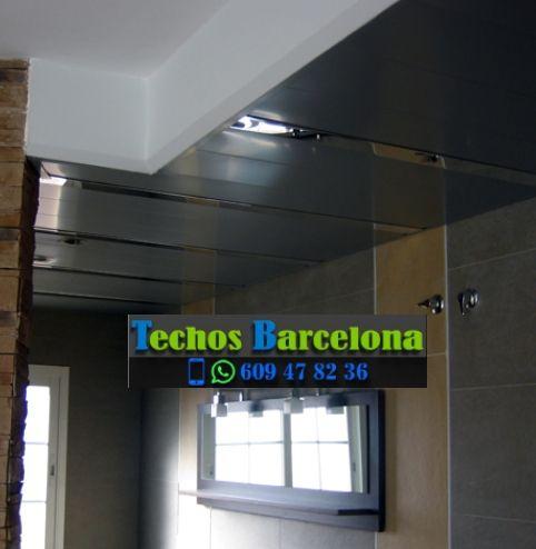 Presupuestos de techos de aluminio en Moià Barcelona