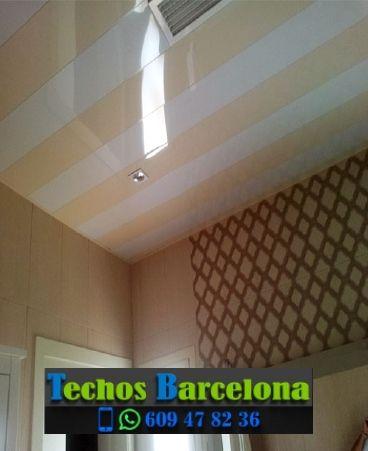 Presupuestos de techos de aluminio en Molins de Rei Barcelona