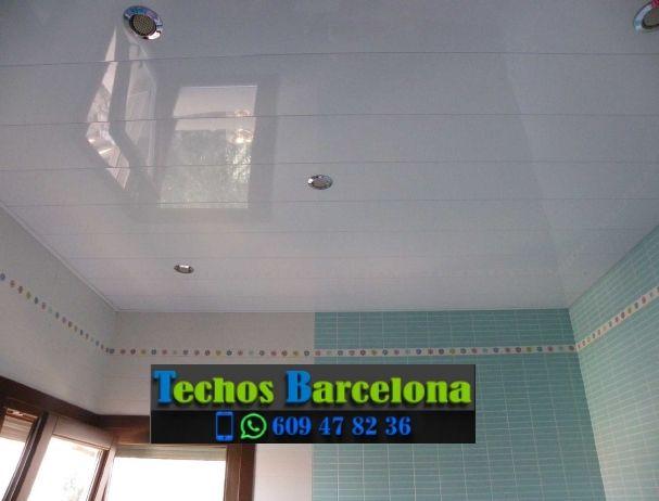 Presupuestos de techos de aluminio en Mollet del Vallès Barcelona