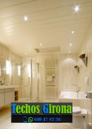 Presupuestos de techos de aluminio en Molló Girona