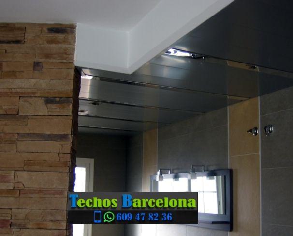 Presupuestos de techos de aluminio en Monistrol de Calders Barcelona