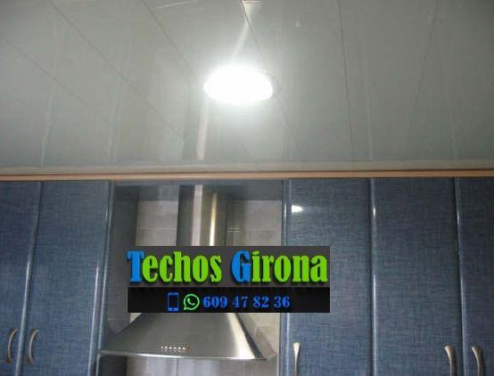 Presupuestos de techos de aluminio en Montagut i Oix Girona