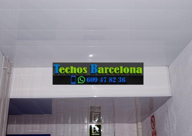 Presupuestos de techos de aluminio en Montclar Barcelona