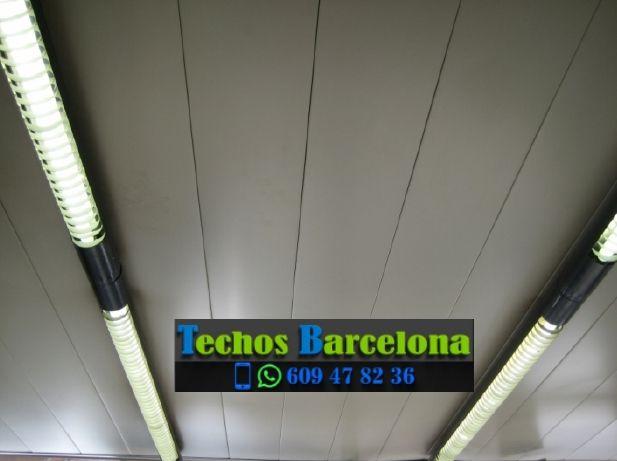 Presupuestos de techos de aluminio en Montgat Barcelona