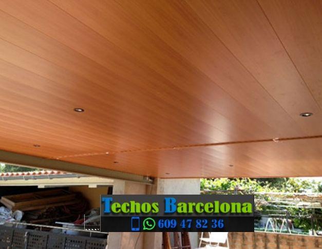 Presupuestos de techos de aluminio en Montmajor Barcelona