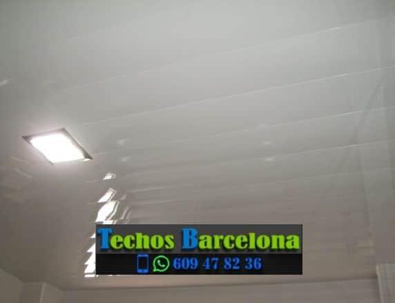 Presupuestos de techos de aluminio en Montmaneu Barcelona