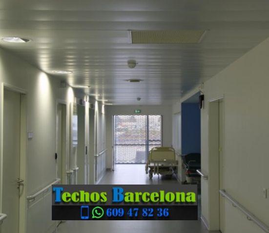 Presupuestos de techos de aluminio en Montseny Barcelona