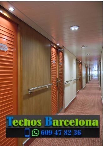 Presupuestos de techos de aluminio en Muntanyola Barcelona