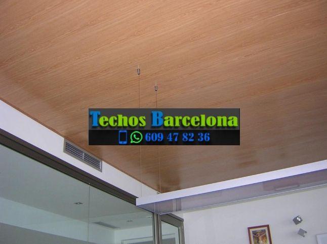 Presupuestos de techos de aluminio en Mura Barcelona